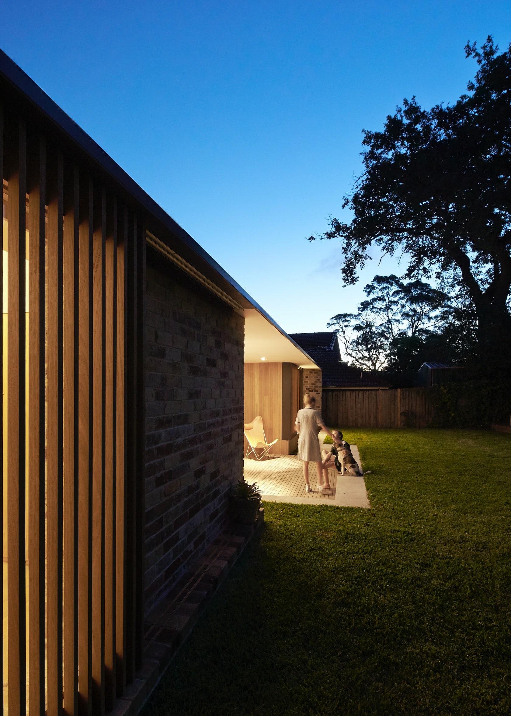 Skylight House Architizer