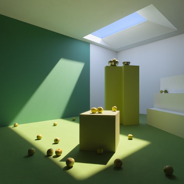 Here Comes the Sun: The Most Realistic Artificial Skylight Ever?