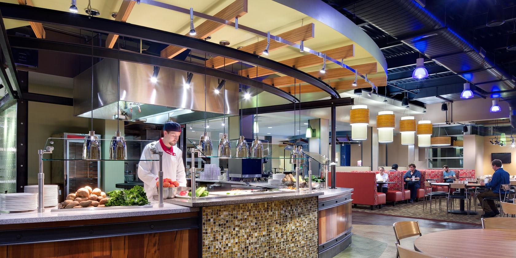 Windward Mall Food Court