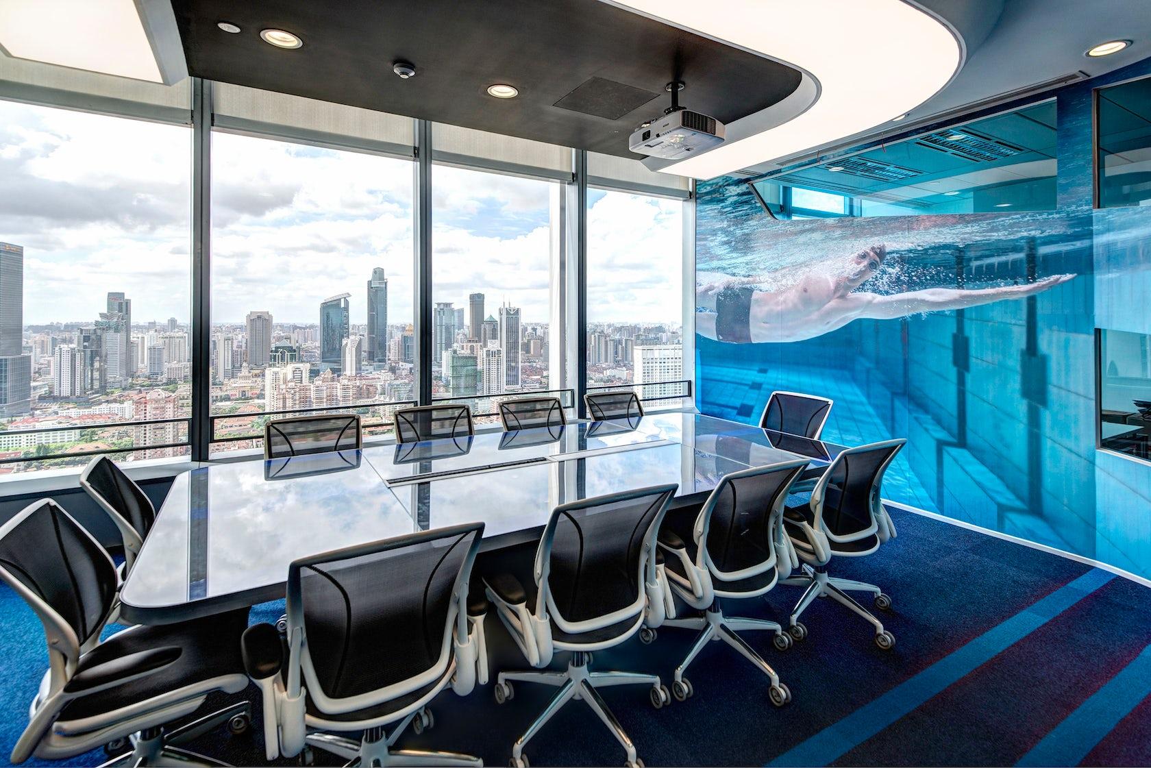 Adidas Greater China Headquarters Architizer