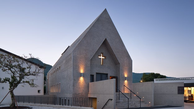 Building Faith 10 Catholic Churches Designed To Uplift And