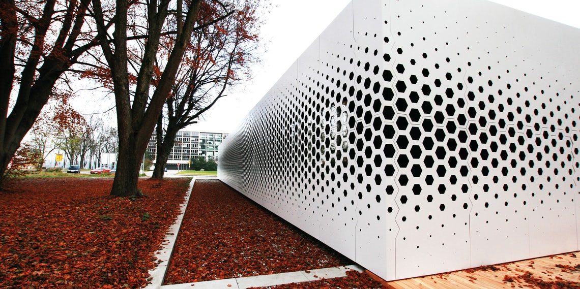 Super Skin: 7 Parametrically Designed Metal Façades - Architizer Journal