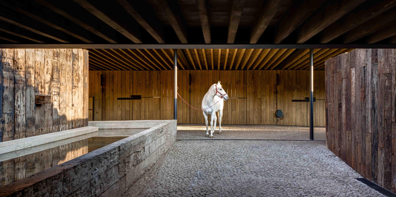 Idea 1120652 Equestrian Project By Cc Arquitectos In Mexico