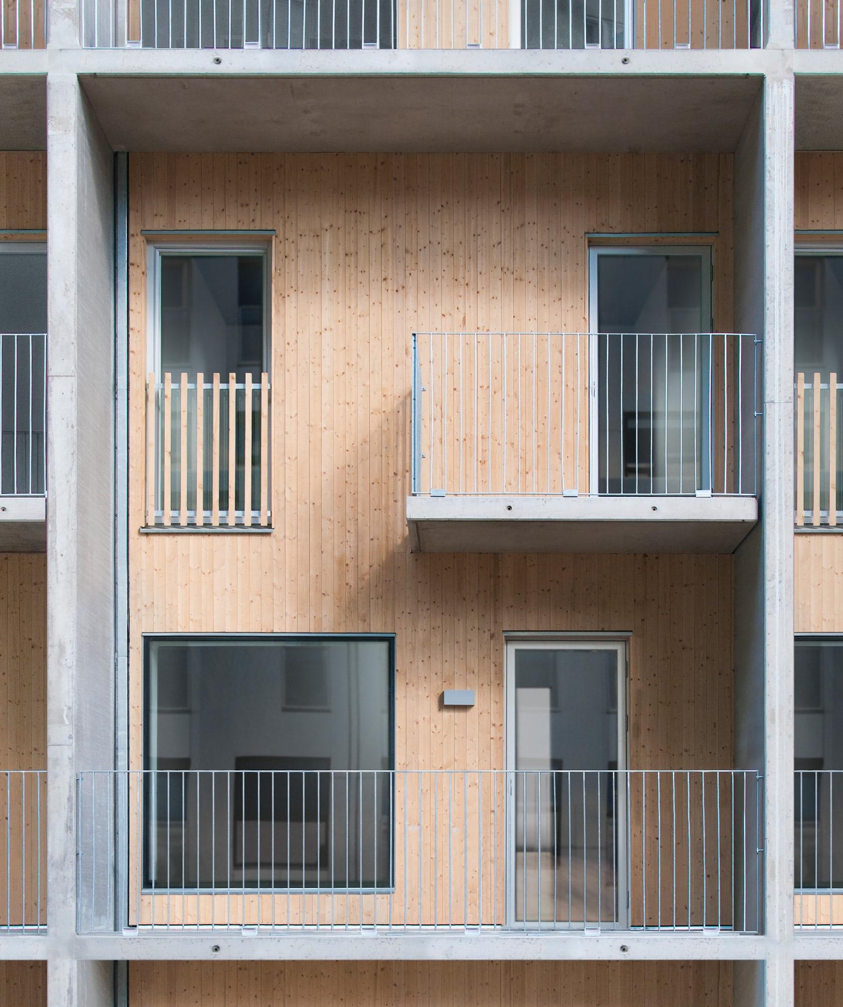 Tappen Housing