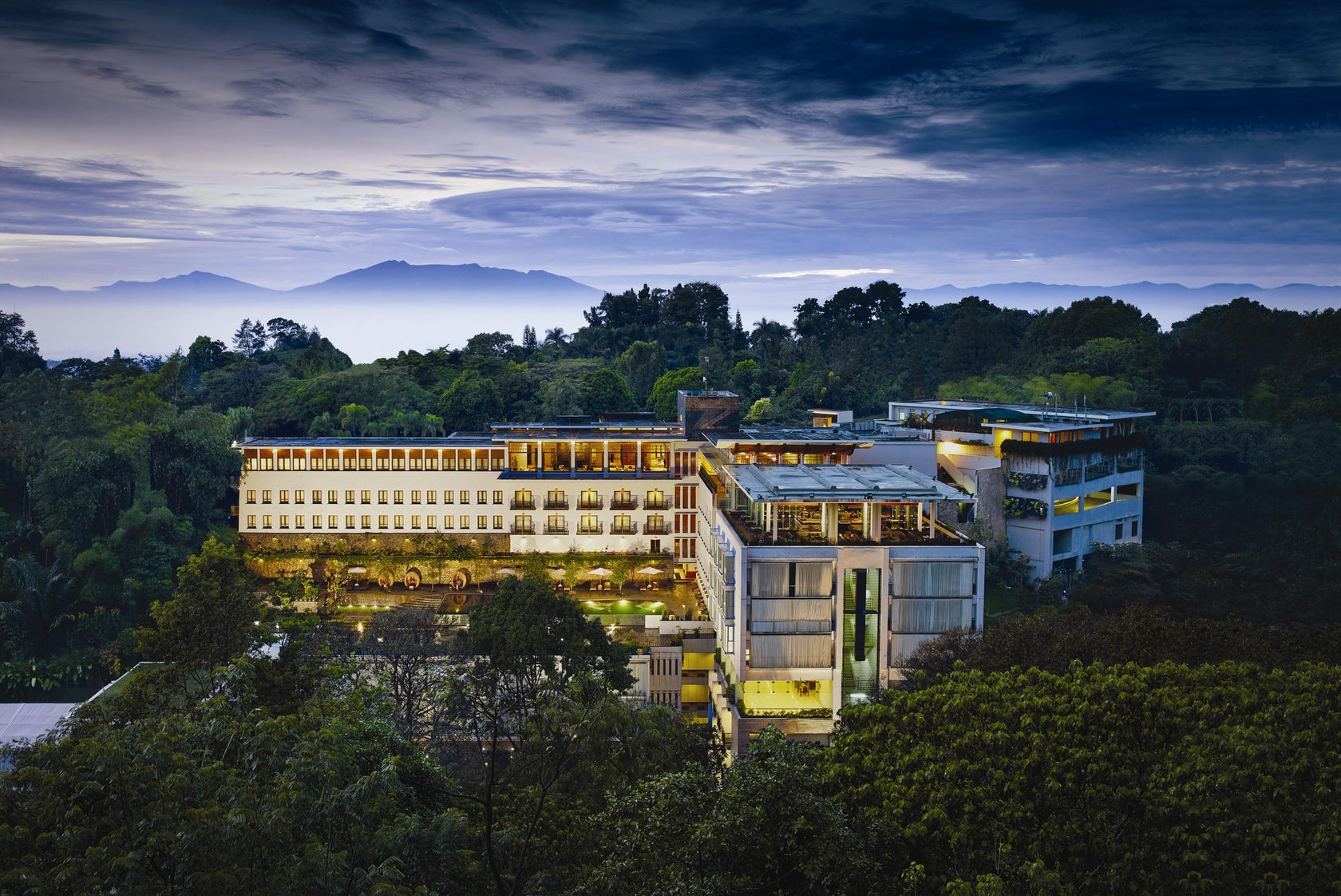 PADMA HOTEL RESORT BANDUNG on Architizer