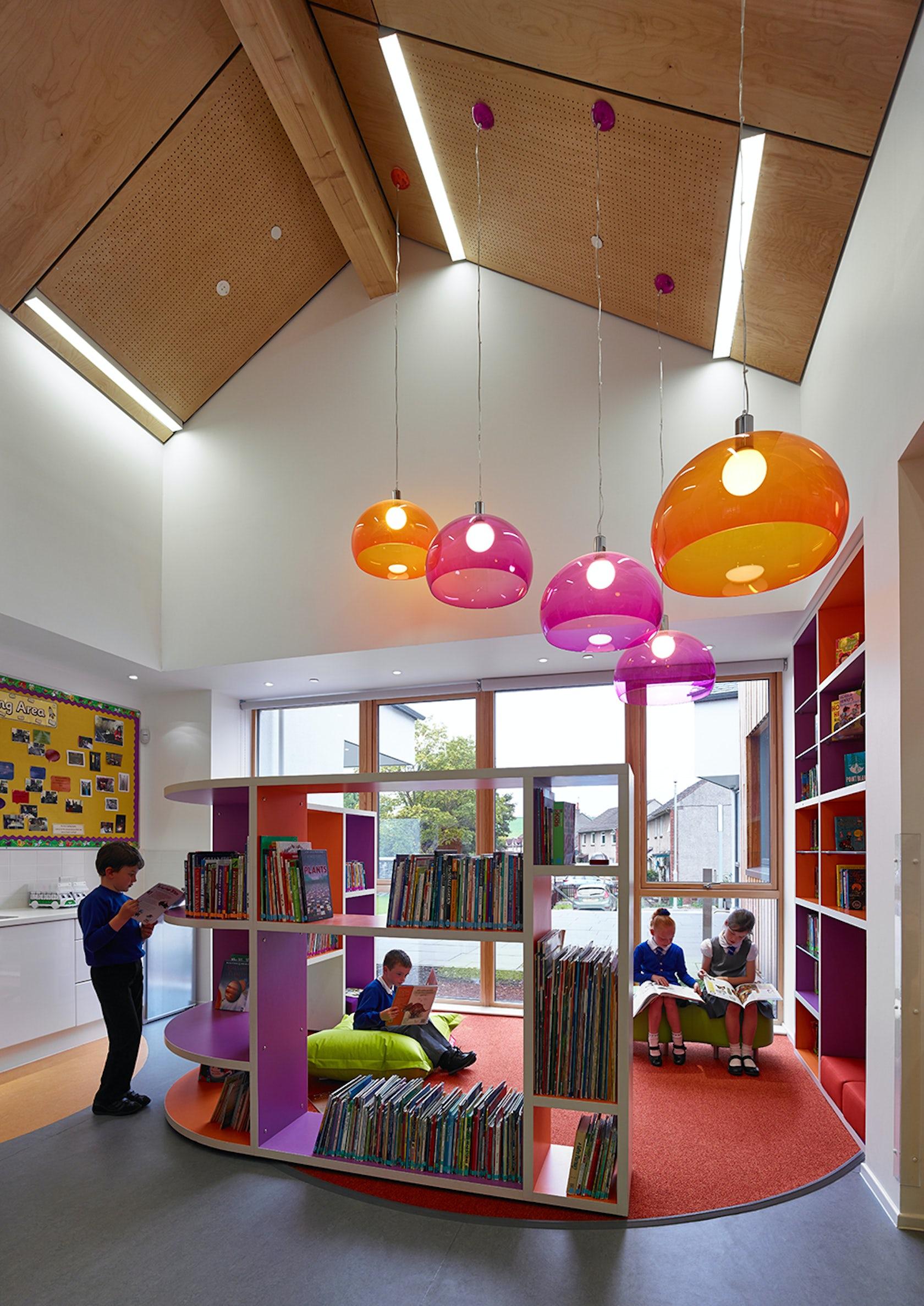 Kirkmichael primary school architizer - Interior design education requirements ...