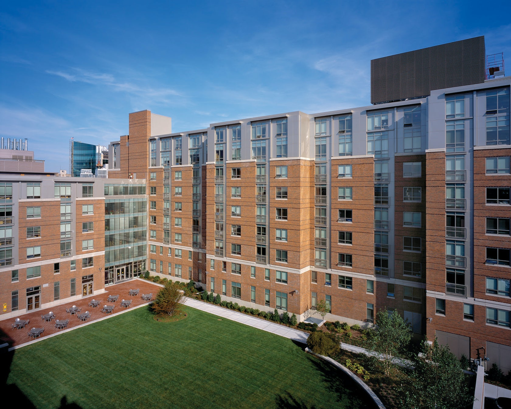 Massachusetts Institute of Technology Sidney-Pacific ...