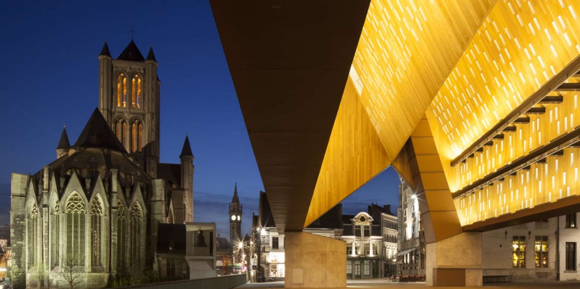 Medieval Modern 5 Projects That Blend Contemporary And Gothic Architecture