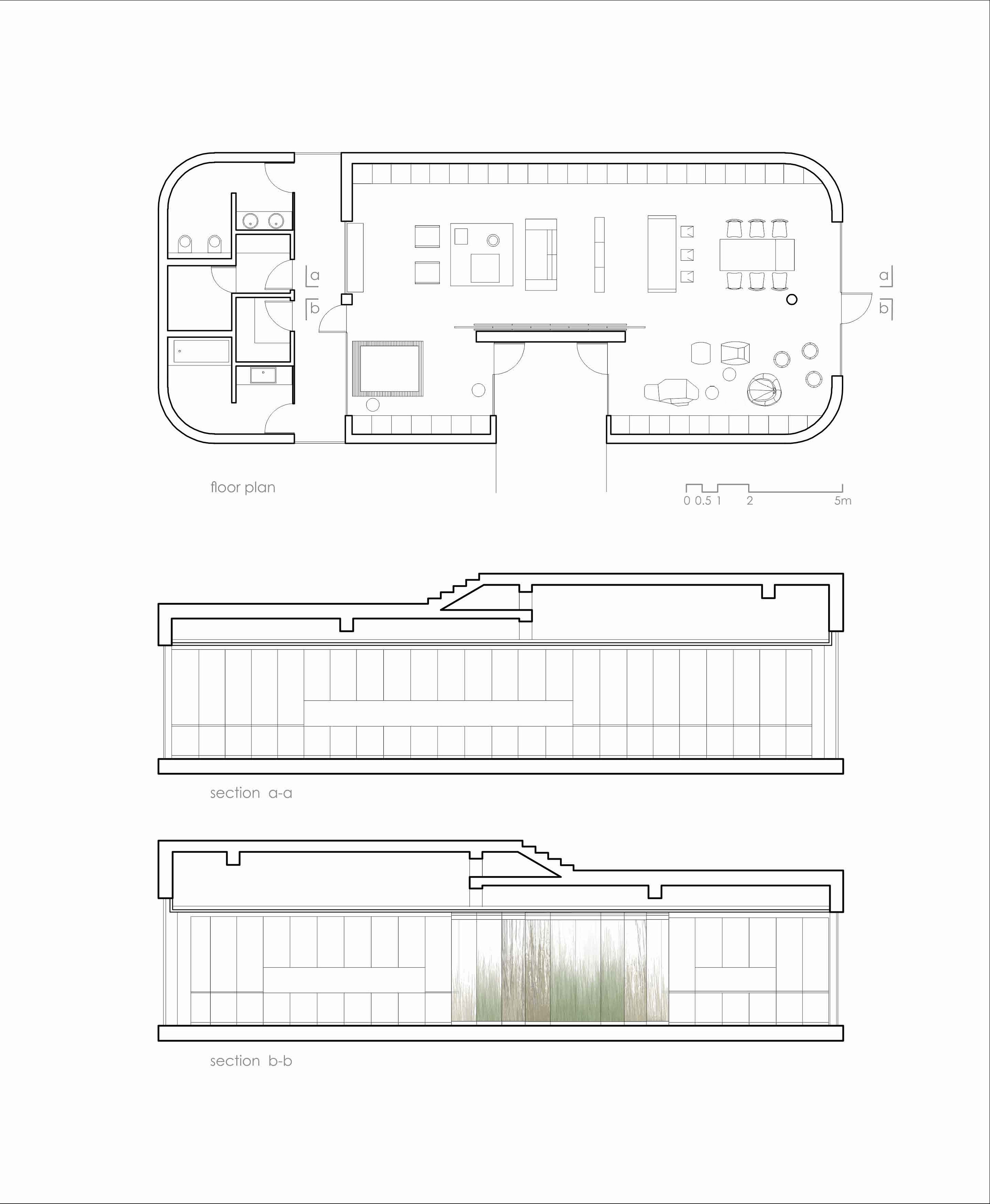 Idea 1163023: Apartment of the Future - R&D Laboratory by NArchitekTURA I NArchitecTURE in Dobrodzień, Poland