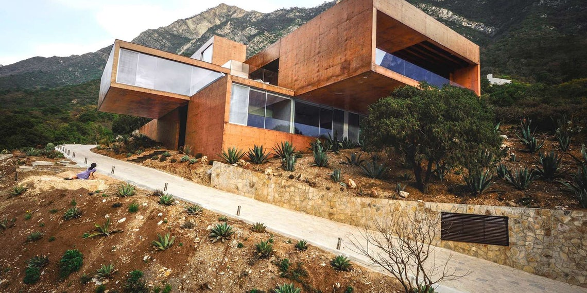 Celebrate Cinco de Mayo with 10 Exceptional Examples of ... |Modern Mexican Architecture