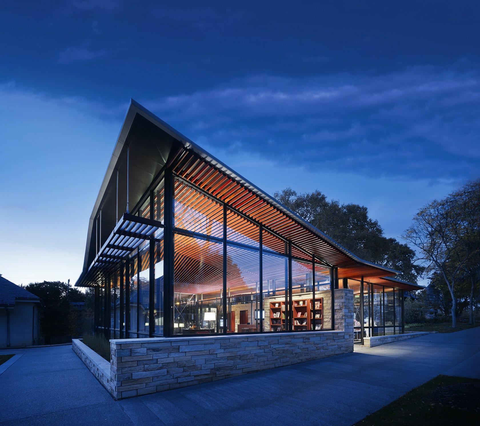 Hyde Park Pittsburgh >> Museum Orientation Center - Architizer
