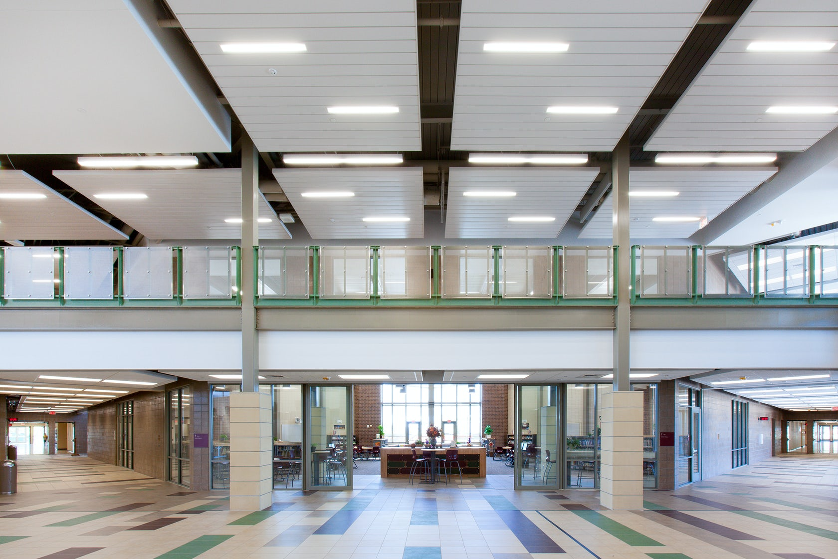 Fort Riley Middle School Architizer