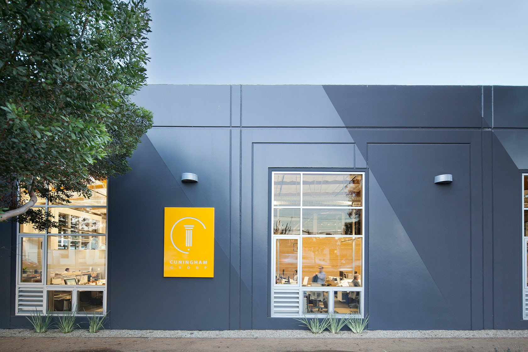 Cuningham Group Architecture Architizer