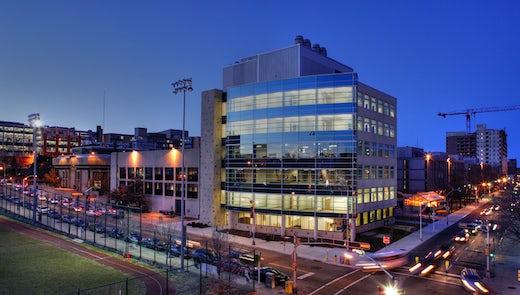 Rutgers University Life Sciences Center
