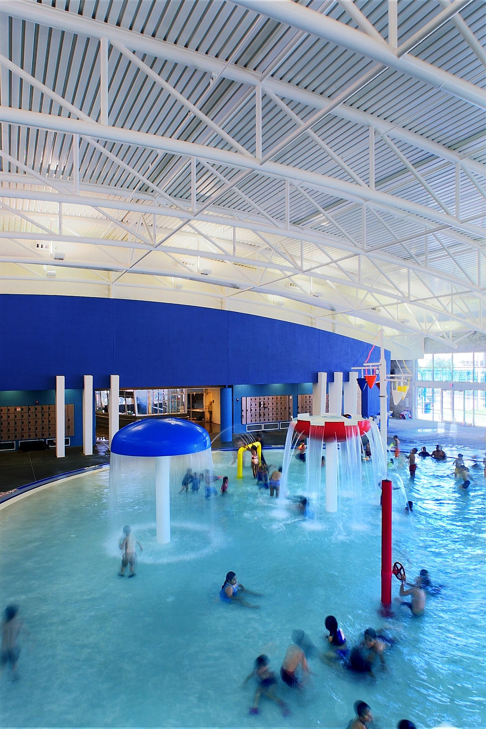 Marcos B Armijo Sports Aquatic Center Architizer