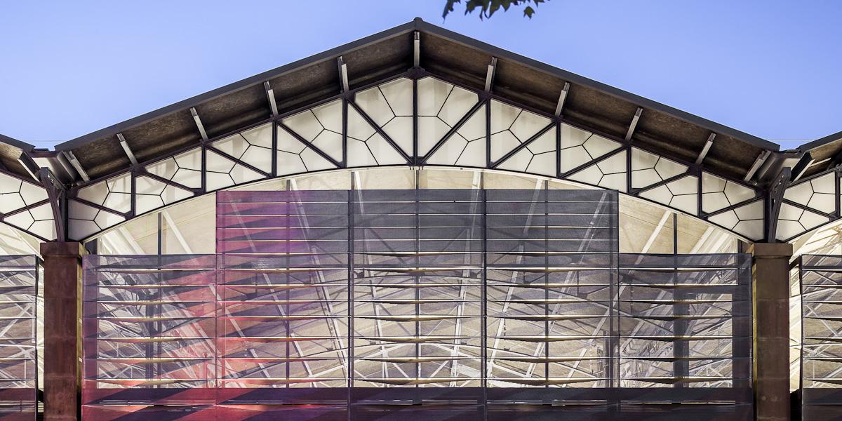 Idea 1225791 Remodelling Of El Ninot Market In Barcelona By