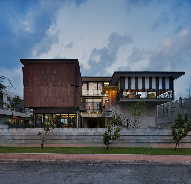 Tropical Modernism 12 Incredible Homes That Blend Nature And Architecture Architizer Journal