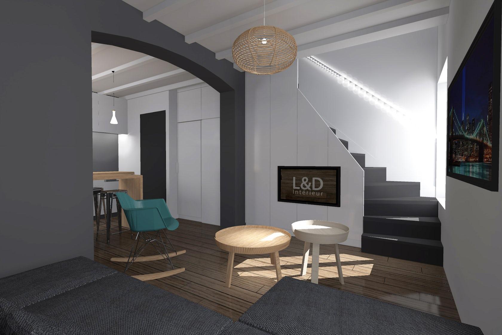 Architecte D Intérieur Lille l&d intérieur on architizer