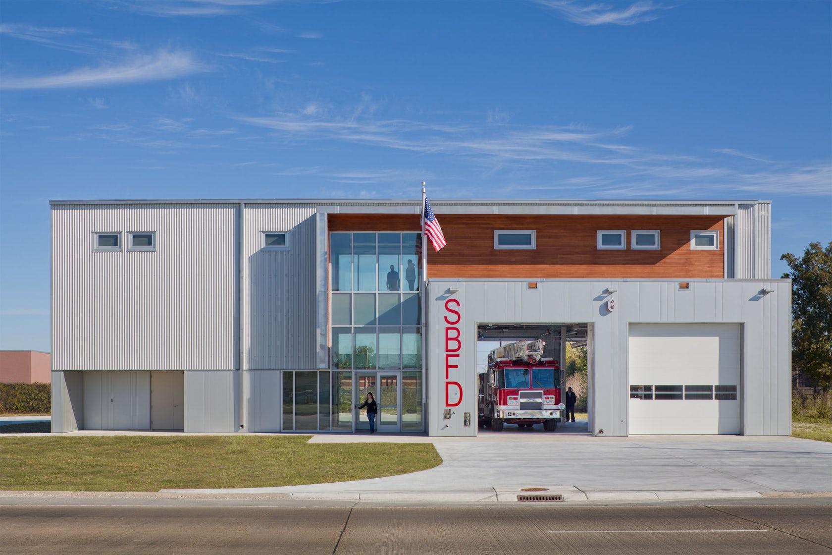 Fire Station No 6 Architizer