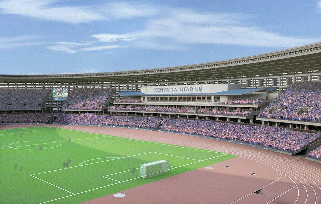 """Résultat de recherche d'images pour """"kenyatta stadium"""""""