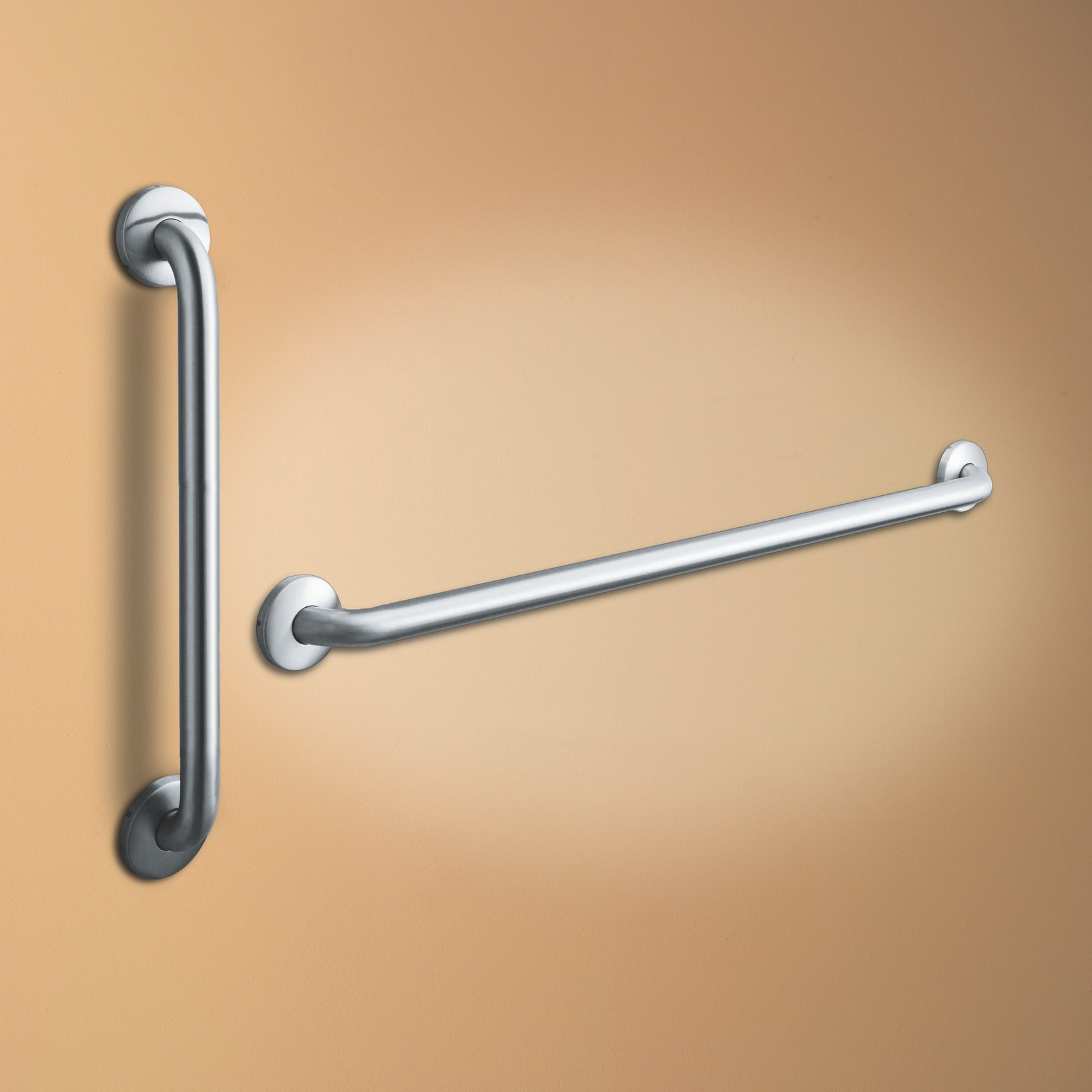 Grab Bars Snap Flange And Other Mounting Options
