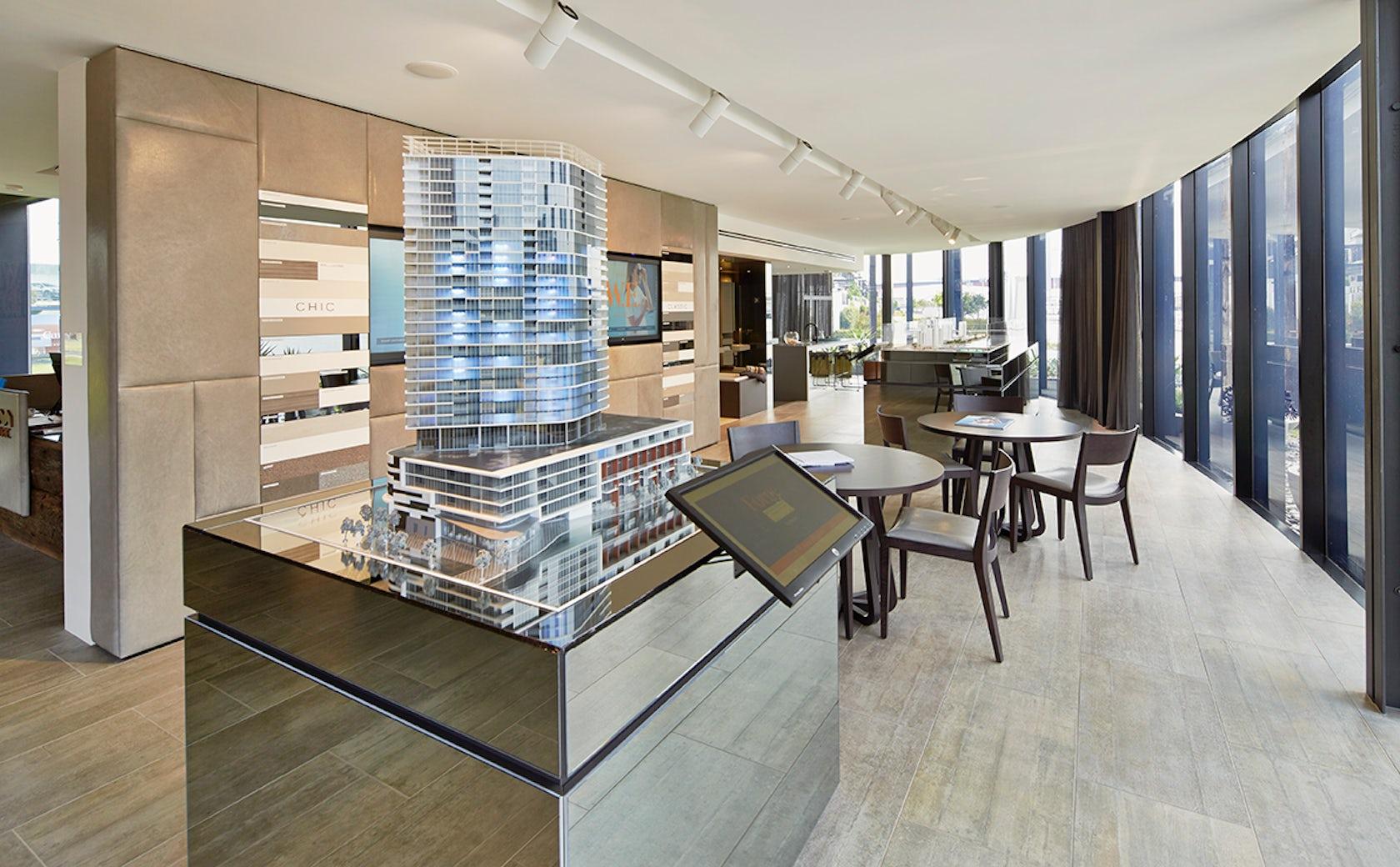 Mariners Reach Penthouse Brisbane Designer Mirvac Fully Eq - Mariners-reach-penthouse-brisbane-designer-mirvac