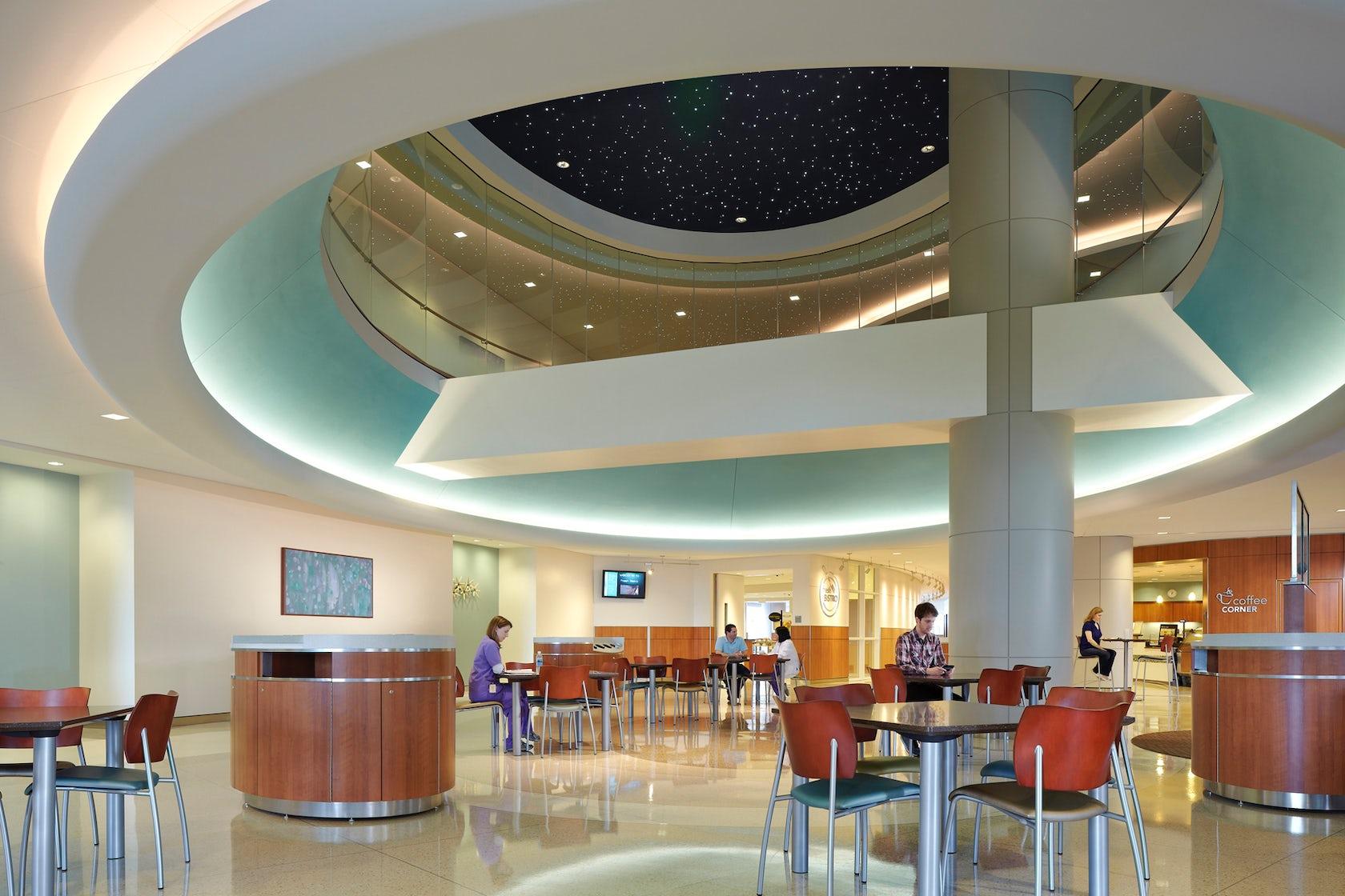 Bridge Street Auto >> Texas Children's Hospital Pavilion for Women - Architizer
