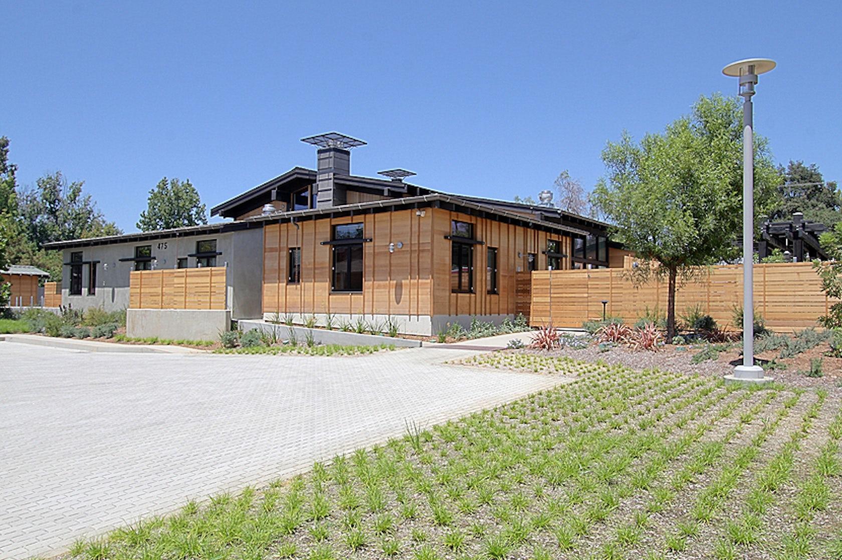 Mount San Antonio Gardens Green House Prototype Architizer
