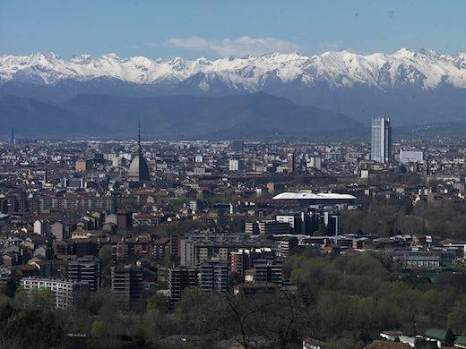 Intesa Sanpaolo, Turin Skyscraper
