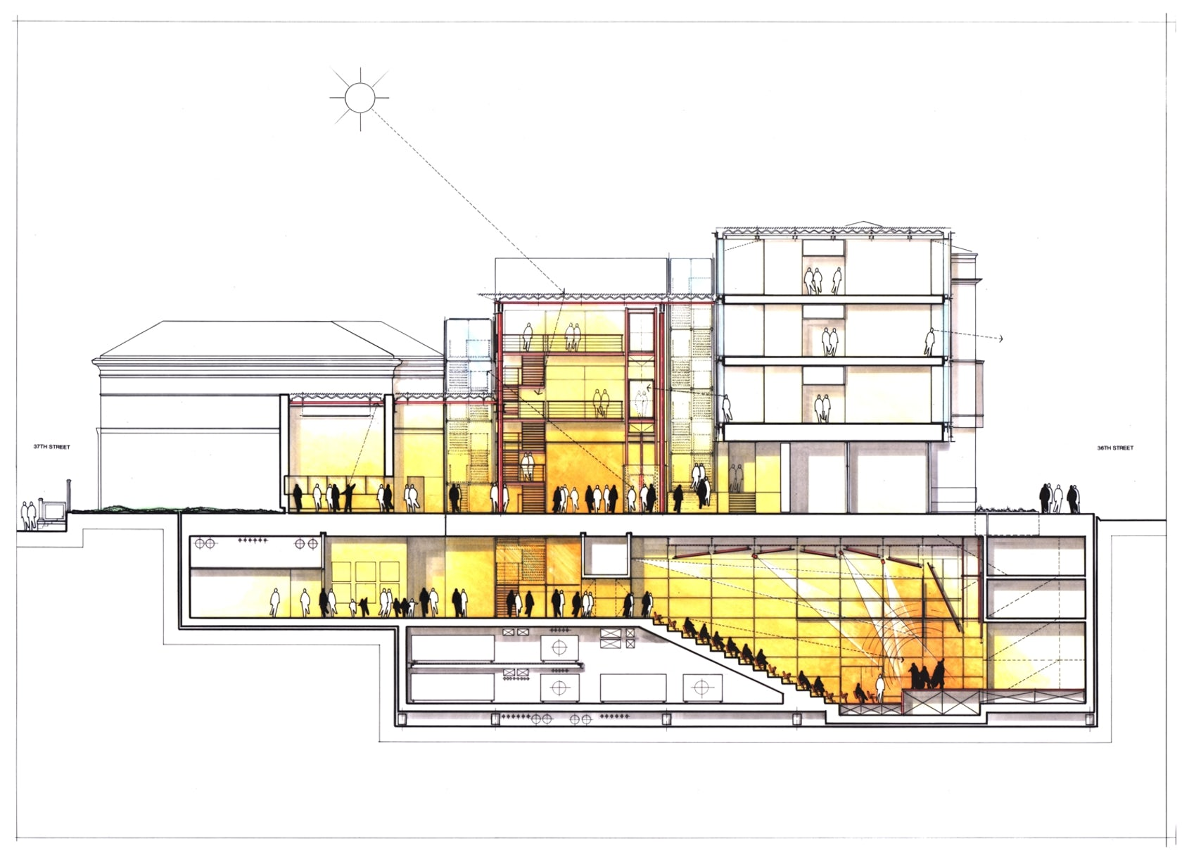 Renovation and Expansion of the Morgan Library on Architizer