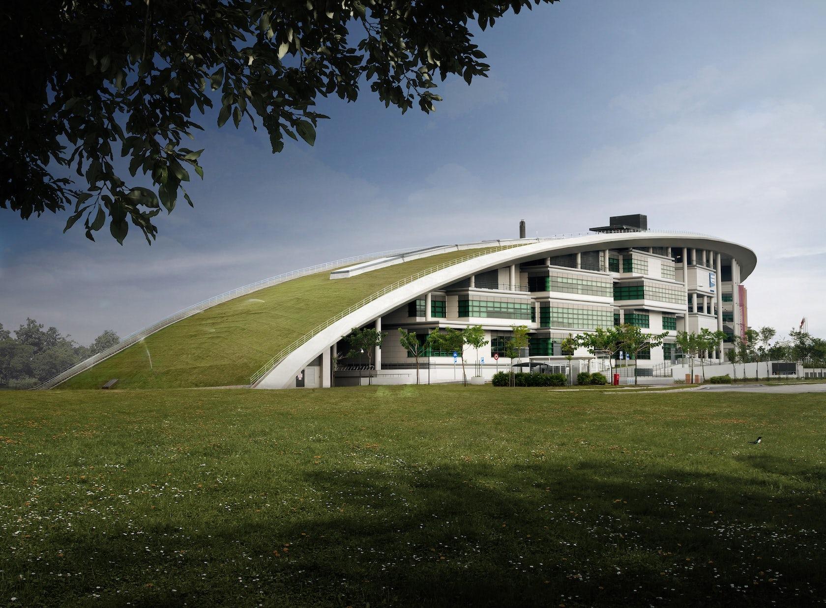 Heriot Watt University Architizer