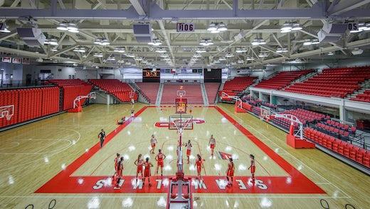 State University of NY at Stony Brook – Arena Renovation & Modernization