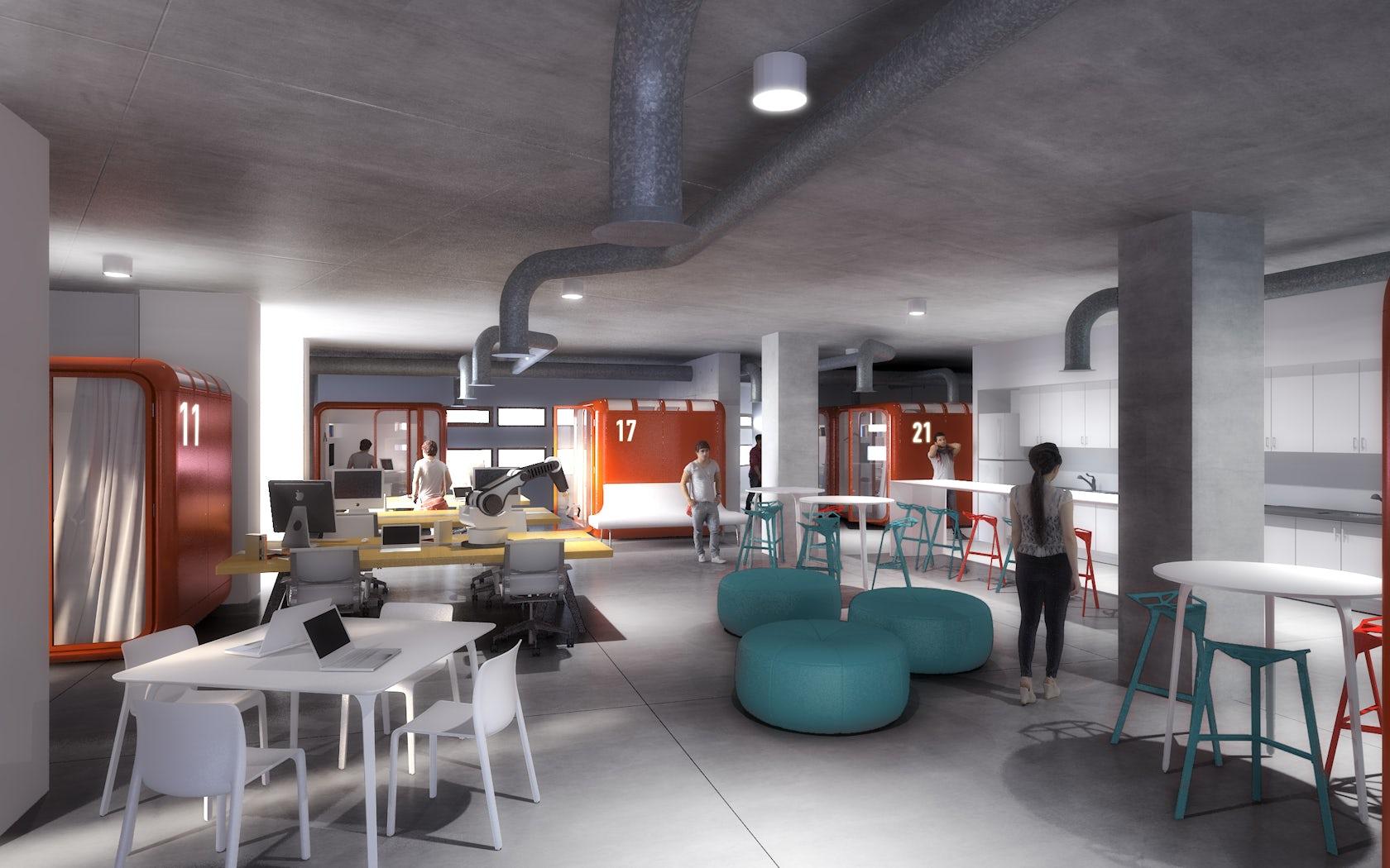 Lassonde Studios University Of Utah Architizer
