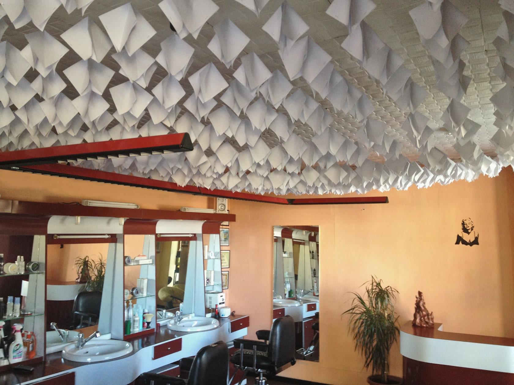 Campanula Ceiling Architizer