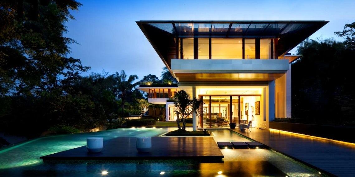 Improving On Paradise Guz Architects Brings A Little