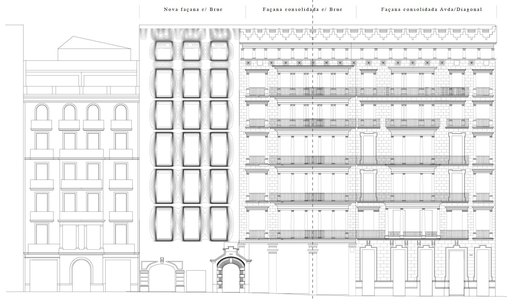 Hotel Diagonal 414 on Architizer