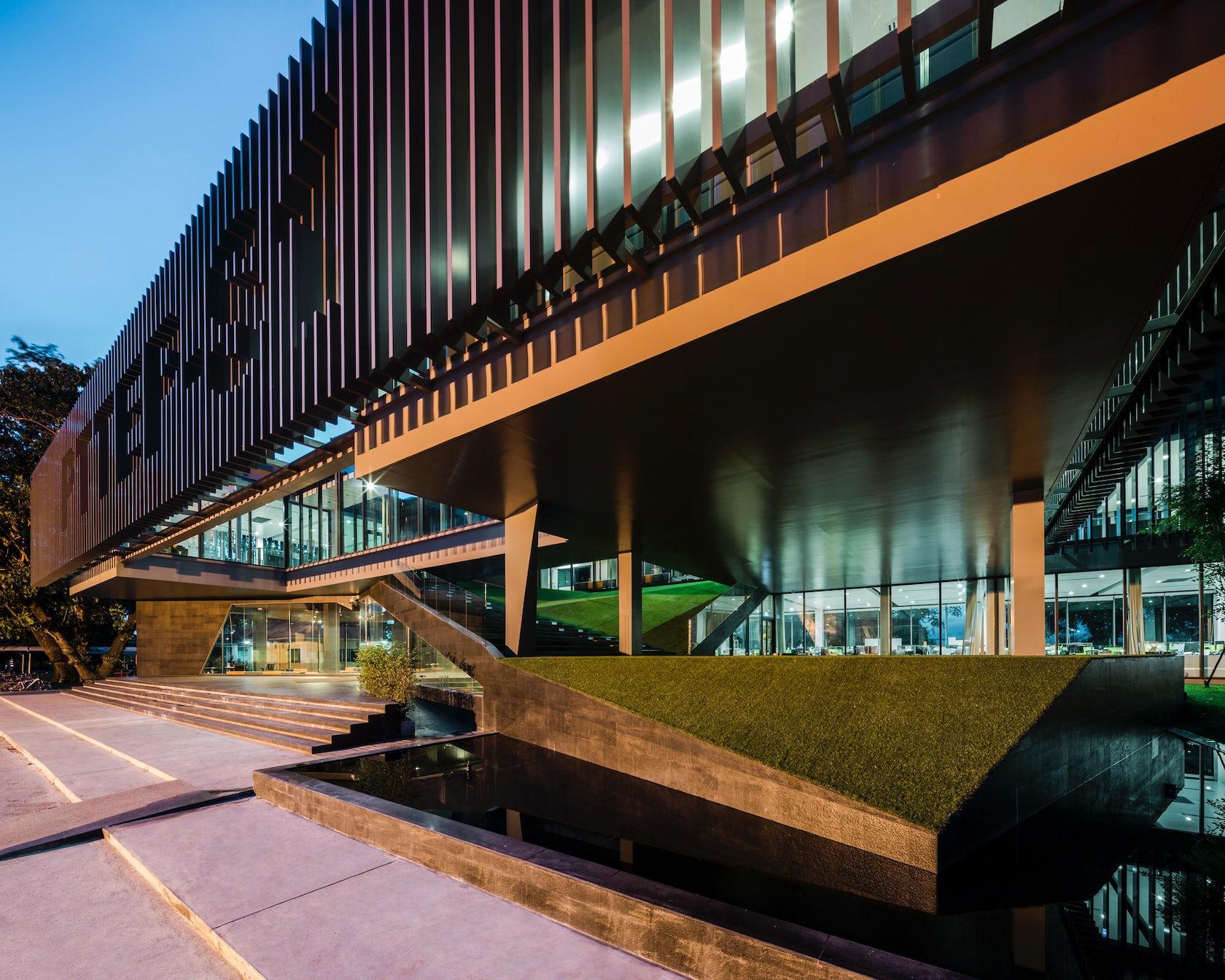 Pttep-s1 office on Architizer