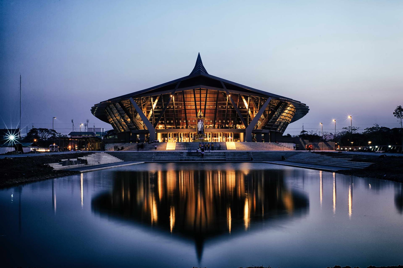Prince Mahidol Hall Architizer