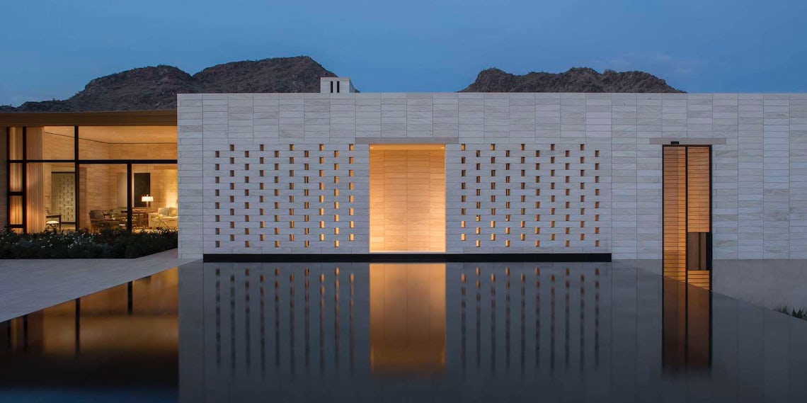 An Architect's Paradise: 10 Stunning Homes in the American Desert