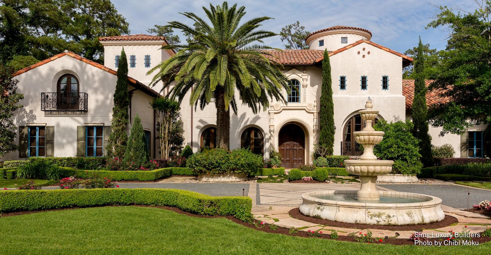 Sims Luxury Builders Villa De Encanto Architizer