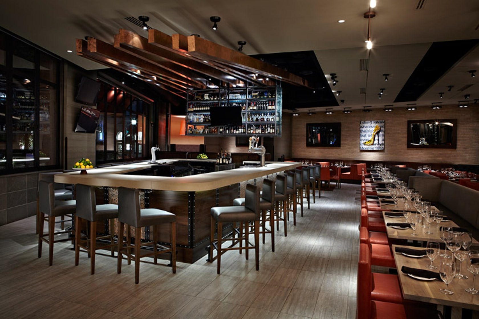 Del Frisco S Grille Architizer