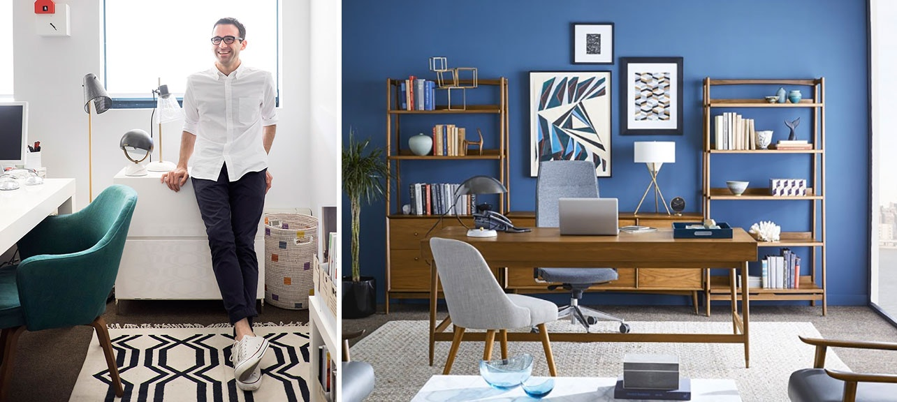 Title: Vice President Of Furniture And Lighting Design For West Elm  Location: Brooklyn, N.Y.
