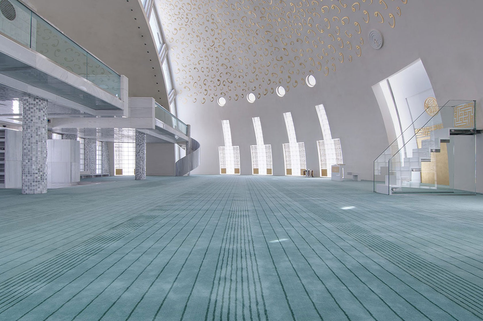 Yesilvadi Mosque on Architizer