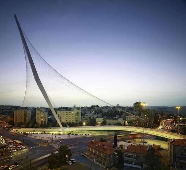 8 Reasons Why Santiago Calatrava Won This Year's Top European Prize for Architecture
