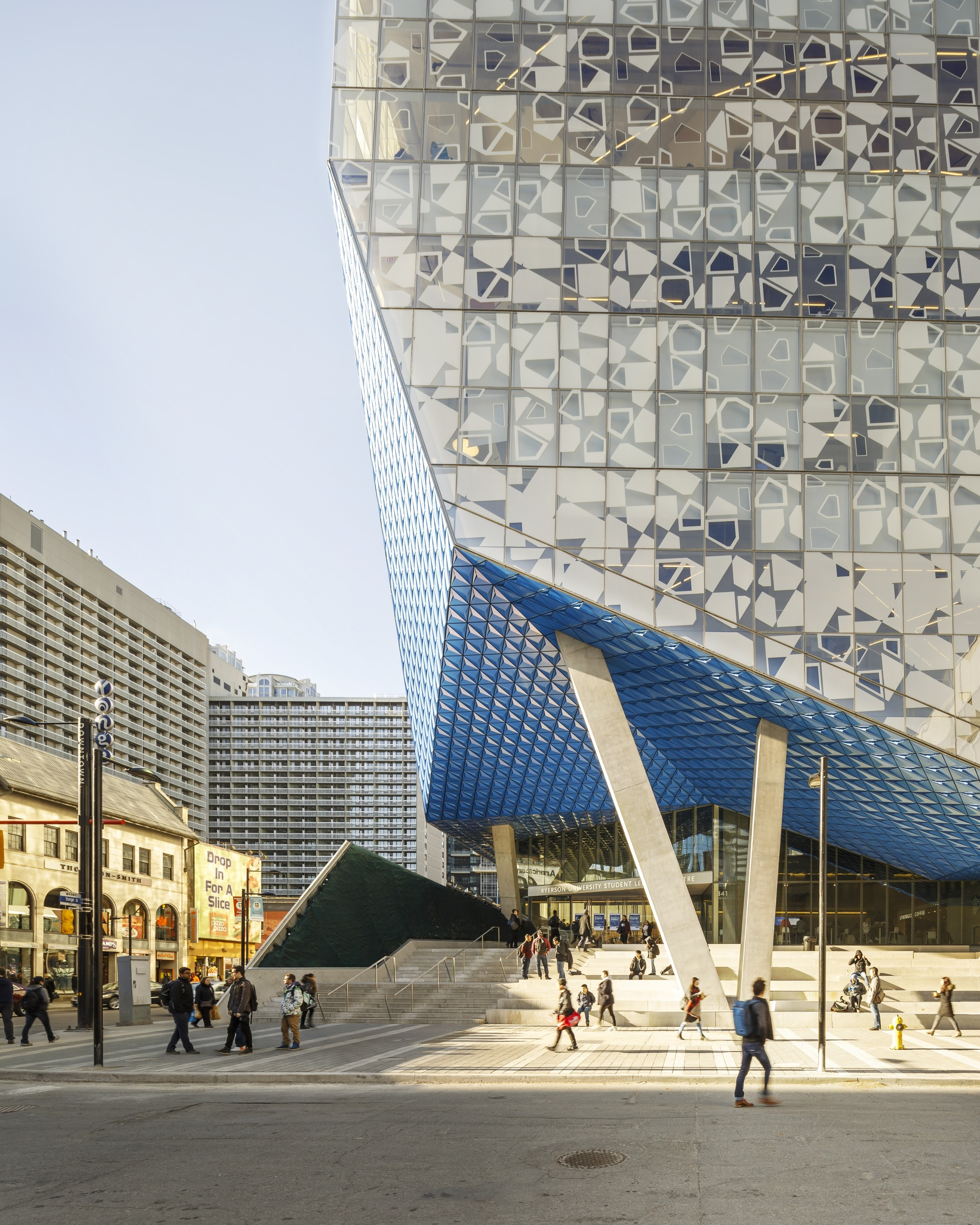 Top Notch 10 Exemplary Higher Education Projects in Toronto