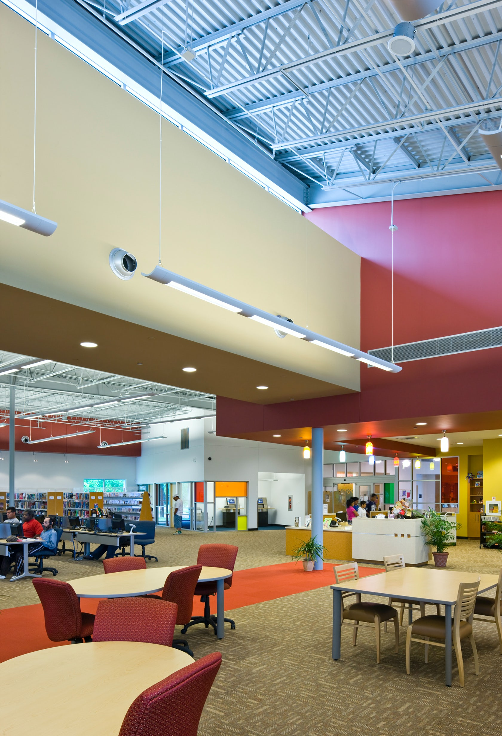 Pleasant Grove Branch Library Architizer