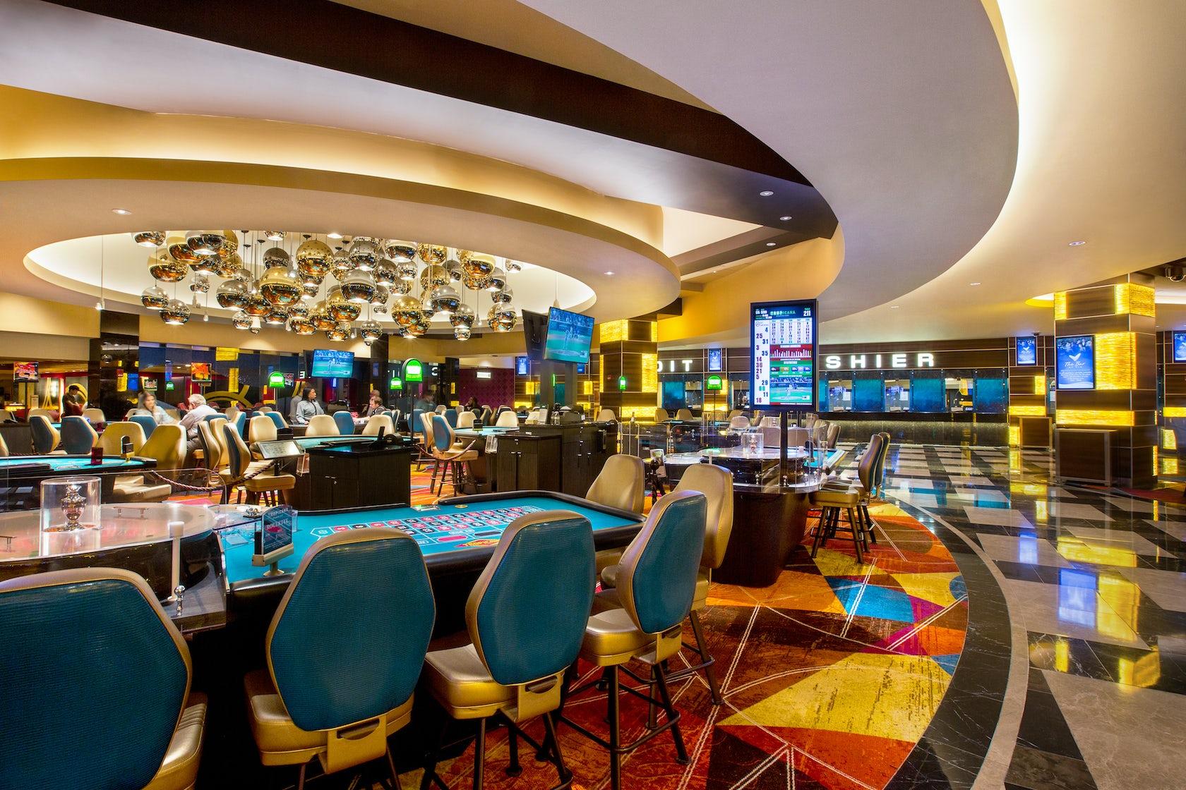 Tropicana Casino Renovations Architizer