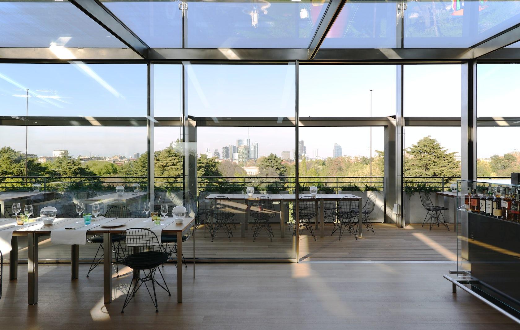 Terrazza Triennale On Architizer