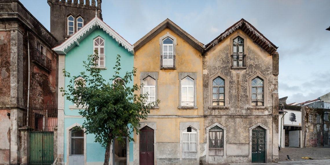 The Hidden Architecture Behind 7 Deceiving Façades