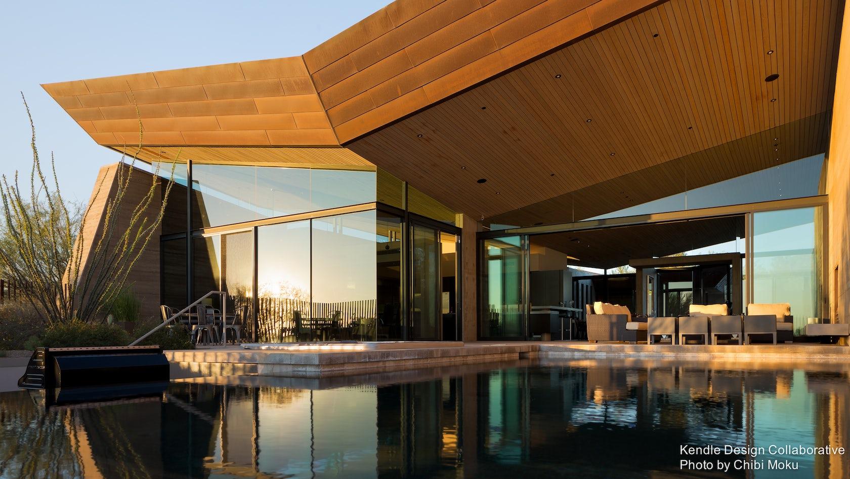 Kendle Design Collaborative Desert Wing Architizer